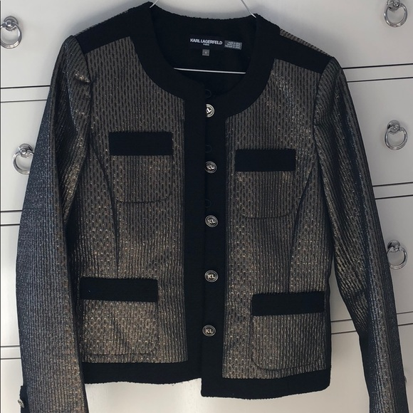 Karl Lagerfeld Jackets & Blazers - NWOT Karl Lagerfeld Jacket